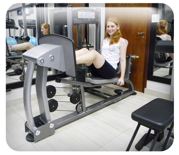 Foto do Equipamento - Leg Press